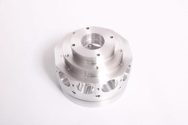 5-Axis part